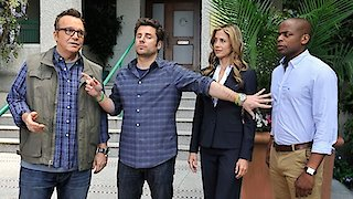 Watch Psych Season 8 Episode 8 - A Touch of Sweevil Online