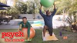 Watch Psych - Psych: The Movie | Shawn and Gus Get Back in Shape Online