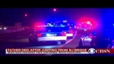 Watch CBS Evening News Season  - N.J. father dies after jumping from bridge holding 2 kids Online