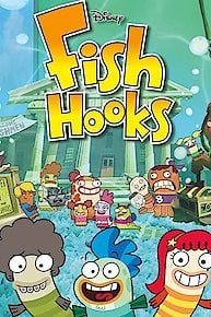 Watch fish hooks online full episodes of season 5 to 1 for Fish hooks show