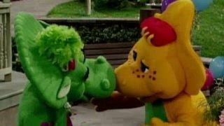 Watch Barney & Friends Season 1 Episode 46 - Please & Thank You Online
