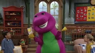Watch Barney & Friends Season 1 Episode 23 - Red Yellow and Blue Online