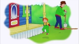 Watch Caillou Season 7 Episode 23 - Creative Caillou & O... Online