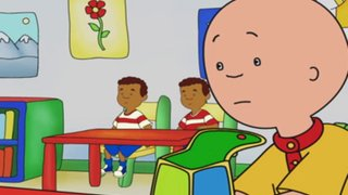 Watch Caillou Season 7 Episode 26 - Creative Caillou & O... Online