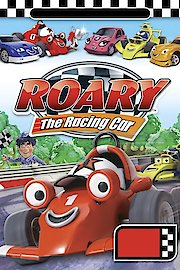 Roary the Racing Car