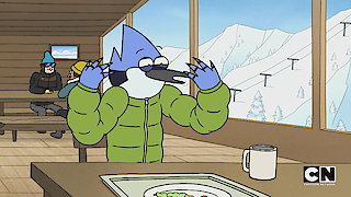 Watch Regular Show Season 11 Episode 11 - Snow Tubing Online