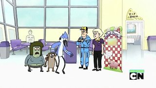 Watch Regular Show Season 12 Episode 4 - VIP Members Only Online