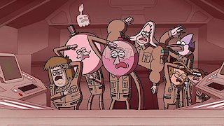 Watch Regular Show Season 13 Episode 3 - New Beds Online