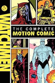 watch watchmen the complete motion comic online full episodes of