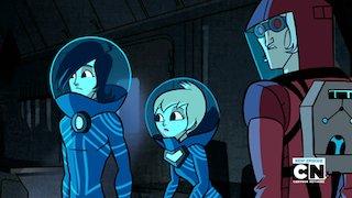 Watch Sym-Bionic Titan Season 2 Episode 7 - A Family Crisis Online