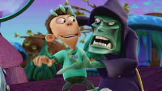 Watch Planet Sheen Season 2 Episode 11 - Dawn of the Wedge / ... Online