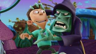 Watch Planet Sheen Season 2 Episode 11 - Dawn of the Wedge / ... Online