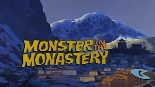 Watch Jonny Quest Season 1 Episode 24 - Monster in the Monas... Online