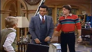 Watch Silver Spoons Season 1 Episode 18 - Junior Businessman Online