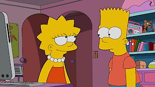 Watch The Simpsons Season 27 Episode 8 - Paths of Glory Online