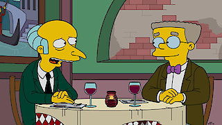 Watch The Simpsons Season 27 Episode 17 - The Burns Cage Online