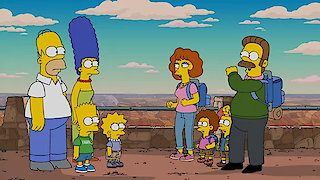 Watch The Simpsons Season 27 Episode 19 - Fland Canyon Online