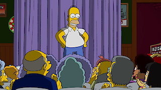 Watch The Simpsons Season 27 Episode 21 - Simprovised Online