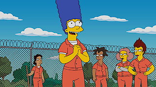 Watch The Simpsons Season 27 Episode 22 - Orange is the New Ye... Online