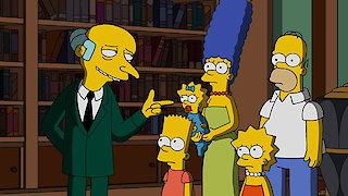 Watch The Simpsons Season 28 Episode 1 - Monty Burns' Fleeing... Online