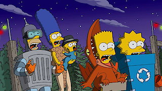 Watch The Simpsons Season 28 Episode 4 - Treehouse of Horror ... Online