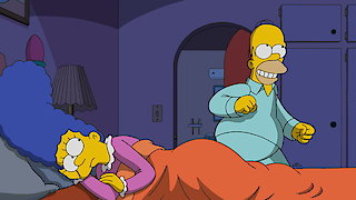 Watch The Simpsons Season 28 Episode 8 - Dad Behavior Online