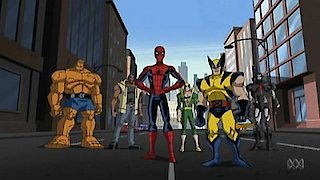 Watch Avengers: Earth's Mightiest Heroes Season 2 Episode 22 - New Avengers Online