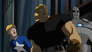 Watch Avengers: Earth's Mightiest Heroes Season 2 Episode 26 - Powerless Online