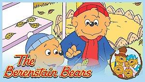 Watch Berenstain Bears Season 4 Episode 5 - White Water Adventur... Online