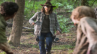 Watch The Walking Dead Season 8 Episode 6 - The King the Widow.....Online