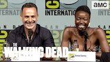 Watch The Walking Dead - The Walking Dead: 'Danai Gurira on Getting Back in the Saddle' Comic-Con 2018 Panel Highlights Online