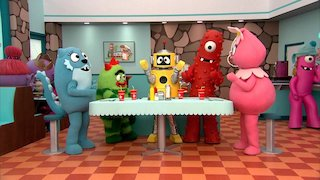 Watch Yo Gabba Gabba Season 4 Episode 9 - Restaurant Online