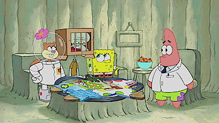 Watch SpongeBob SquarePants Season 9 Episode 18 - Patrick! the Game/Th... Online