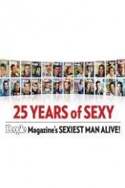 25 Years of Sexy: People's Sexiest Man Alive