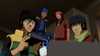 Watch Young Justice Season 2 Episode 17 - The Hunt Online