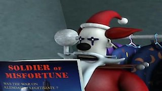 Watch Tripping the Rift Season 2 Episode 9 - Santa Clownza Online