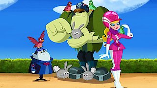 Watch Wacky Races Season 1 Episode 14 - Speeding for Smoglan... Online