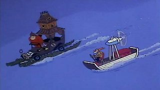 Watch Wacky Races Season 1 Episode 16 - The Ski Resort Road ... Online