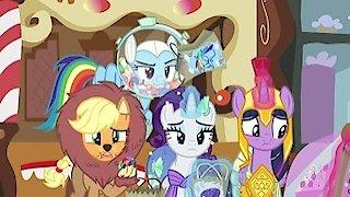 Watch My Little Pony Friendship is Magic Season 5 Episode 21 - Scare Master Online