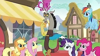 Watch My Little Pony Friendship is Magic Season 5 Episode 22 - What About Discord? Online