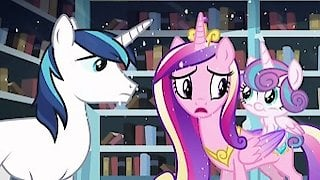 Watch My Little Pony Friendship is Magic Season 6 Episode 1 - The Crystalling - Pa... Online