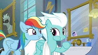 Watch My Little Pony Friendship is Magic Season 6 Episode 7 - Newbie Dash Online