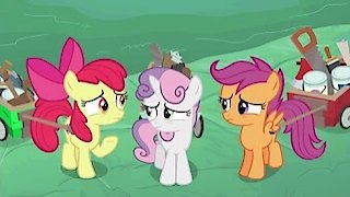 Watch My Little Pony Friendship is Magic Season 6 Episode 15 - The Cart Before the ... Online