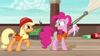 Watch My Little Pony Friendship is Magic Season 6 Episode 23 - P.P.O.V. Online