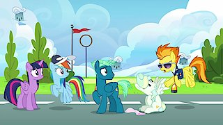 Watch My Little Pony Friendship is Magic Season 6 Episode 25 - Top Bolt Online