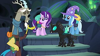Watch My Little Pony Friendship is Magic Season 6 Episode 27 - To Where and Back Ag... Online