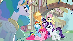 Watch My Little Pony Friendship is Magic Season 6 Episode 11 - Applejack's