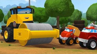 Watch The Adventures of Chuck & Friends Season 2 Episode 13 - Wallbashers/Mayor Ch... Online