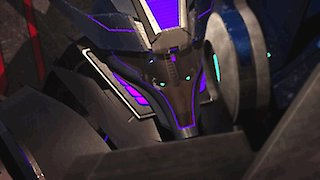 Watch Transformers: Prime Season 3 Episode 10 - Minus One Online