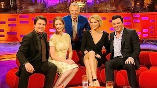 Watch The Graham Norton Show Season 14 Episode 27 - Tom Cruise, Emily Bl... Online